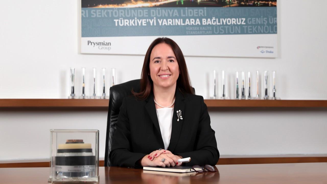 Türk Prysmian Kablo'nun yeni CEO'su Ülkü Özcan oldu