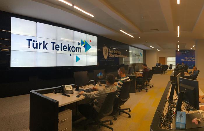 Türk Telekom'dan siber güvenlik atağı