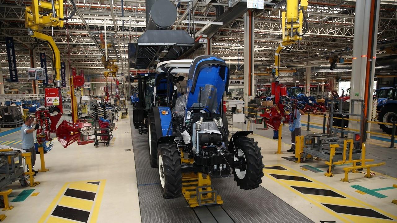 Türk Traktör'den üretime bakım arası