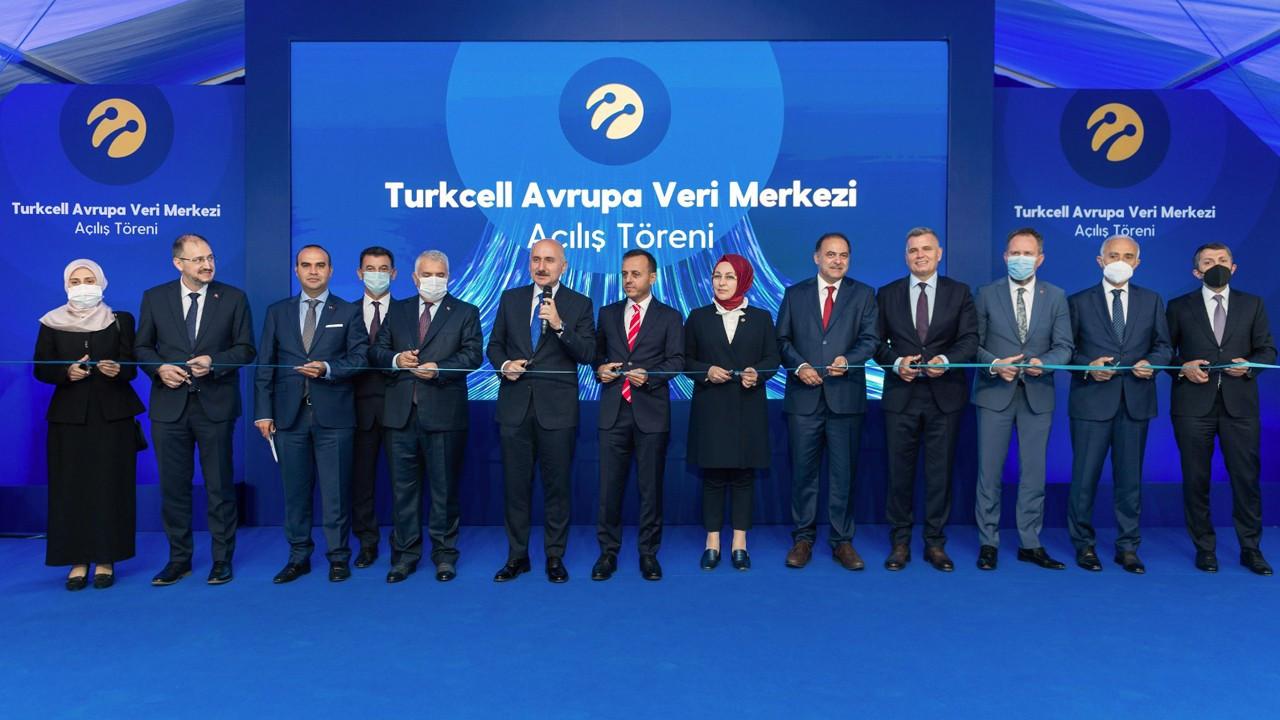 Turkcell'den dünya standartlarında yeni veri merkezi