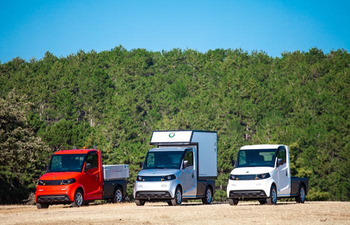 Türkiye'nin %100 yerli elektrikli ticari aracı ekimde yollarda