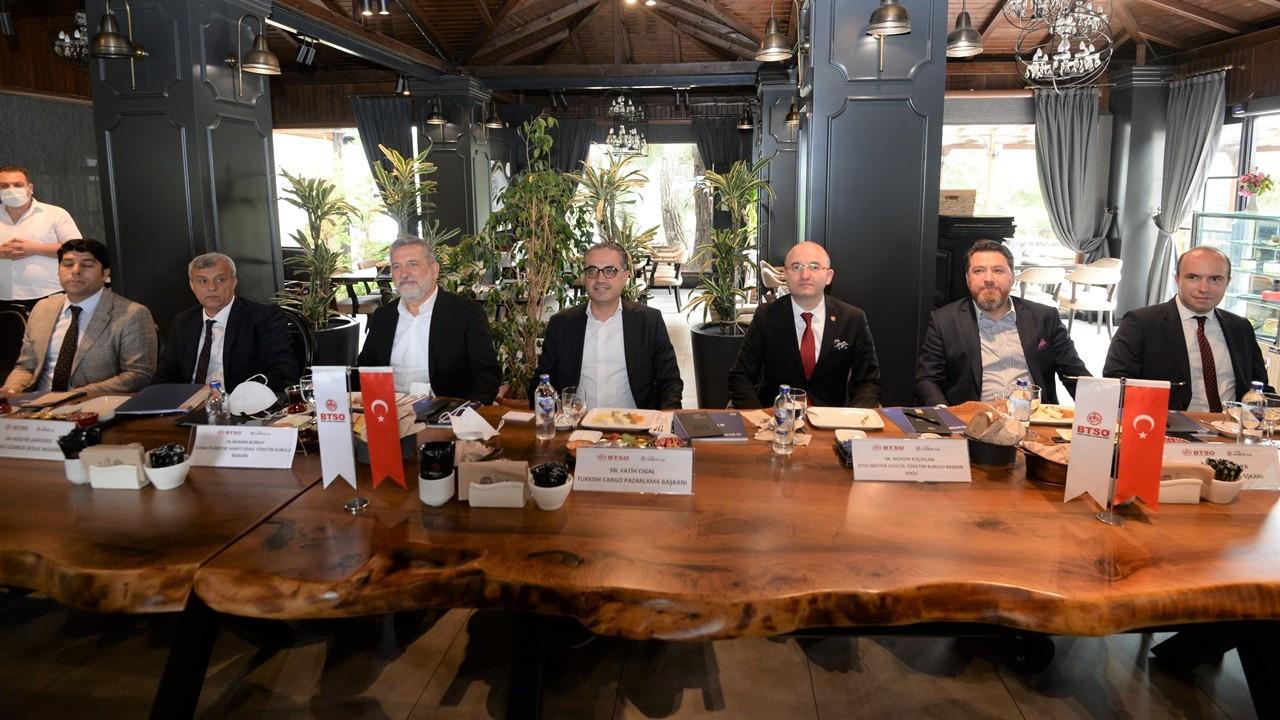 Turkish Cargo ile Lojistik AŞ arasında iş birliği anlaşması