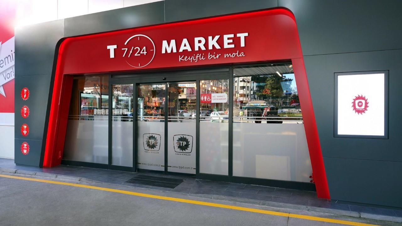 Türkiye Petrolleri'nin marketleri, Bizim Toptan ile süpermarkete dönüşüyor