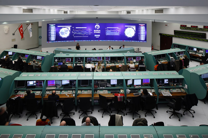 Türkiye piyasaları kapanışta yükseldi; BİST 100 1,04% değer kazandı