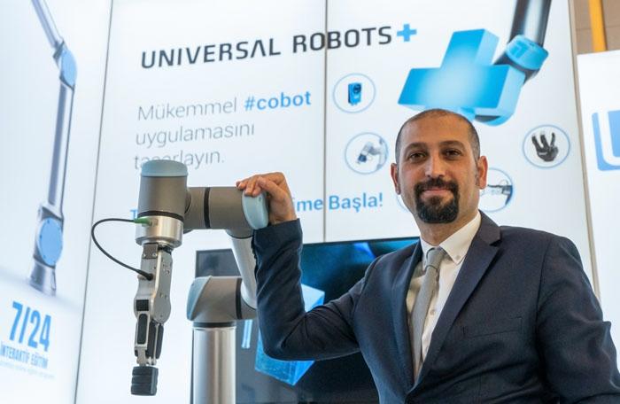 Universal Robots müşteri ve iş ortaklarına 'canlı web seminerleri' ile çözüm sunuyor
