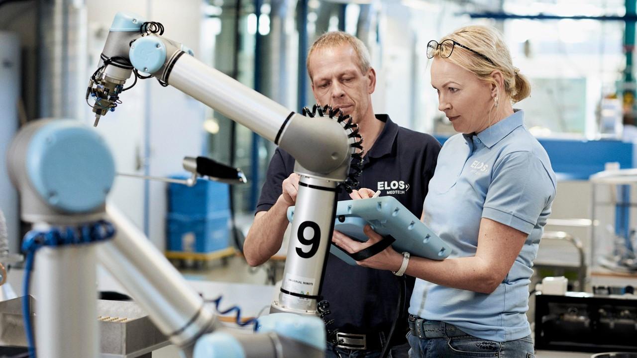 Universal Robots, 'üretime ara vermeden' çalışabilmenin sırrını açıkladı