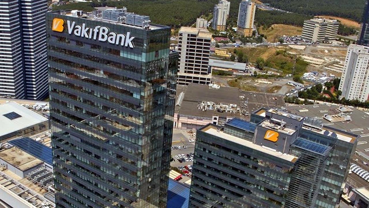 Vakıfbank'tan ilk çeyrekte 750 milyon TL net kar