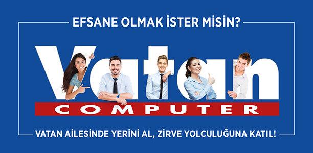 VATAN BİLGİSAYAR SAN VE TİC.A.Ş. Satış Danışmanı – İzmir Optimum AVM (Tam Zamanlı)
