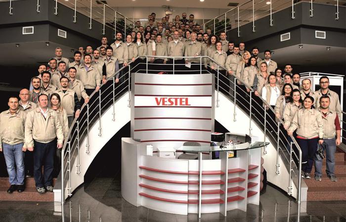 Vestel Beyaz Eşya'ya Japonya'dan TPM Özel Ödülü