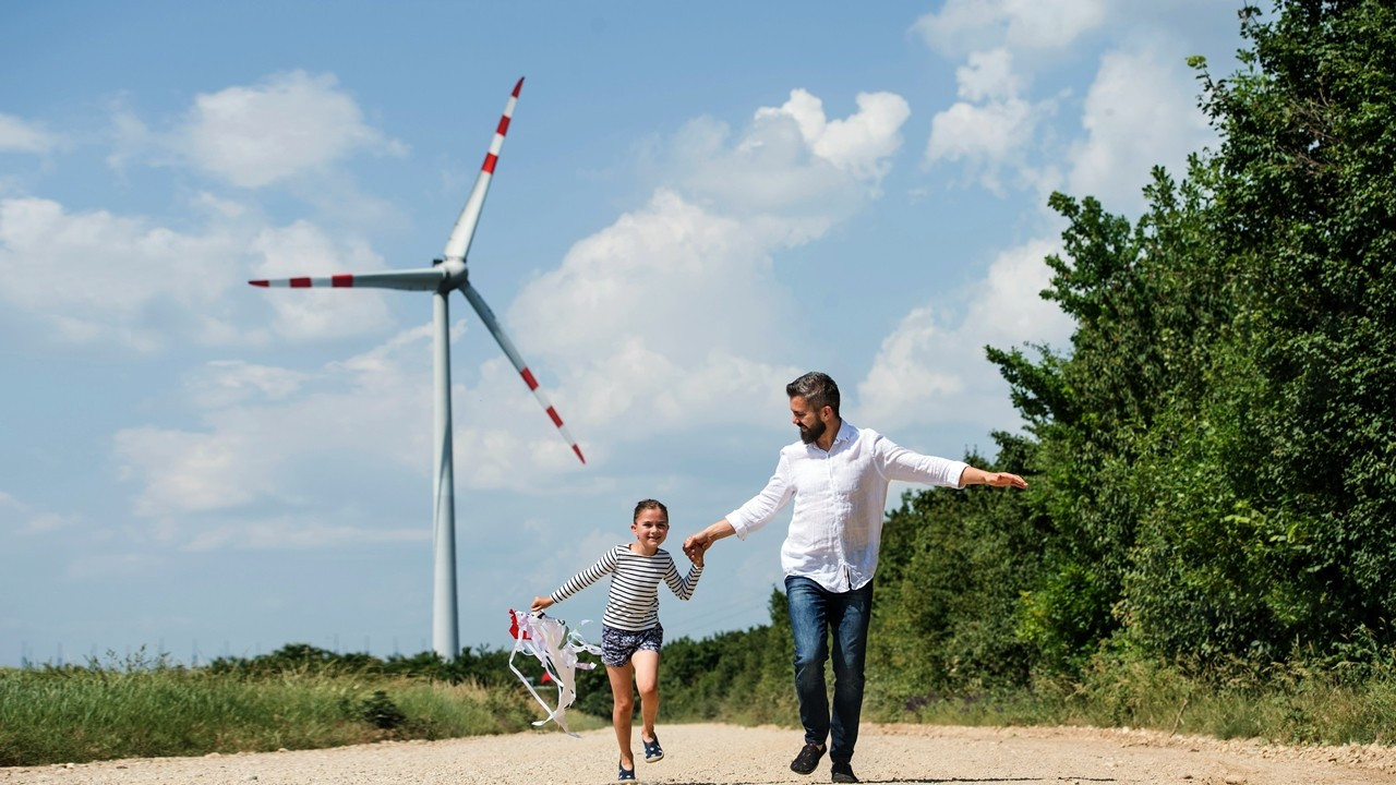 Vodafone, Avrupa'da da yüzde 100 yenilenebilir enerji kullanacak