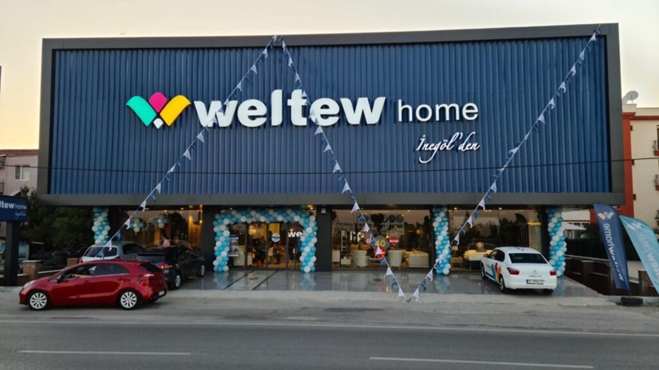 Weltew, yurt geneli mağaza sayısını 108'e çıkardı