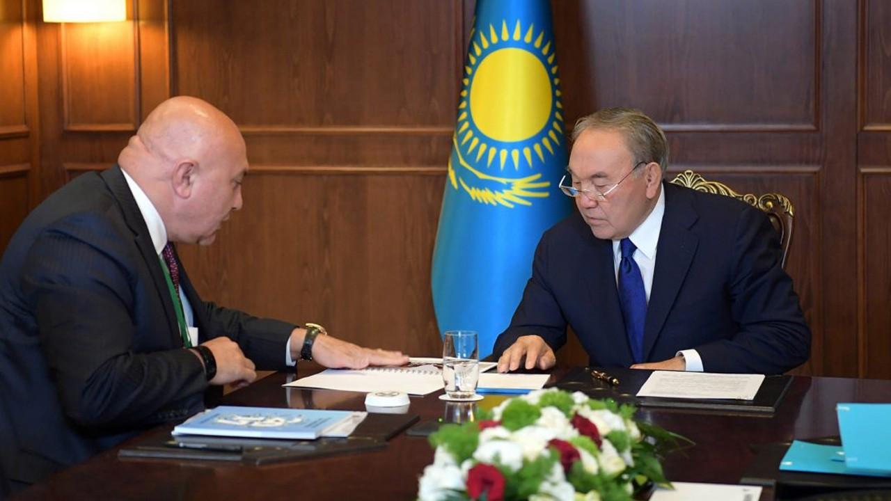 Yıldırım'dan Kazakistan'a 400 milyon dolarlık yatırım