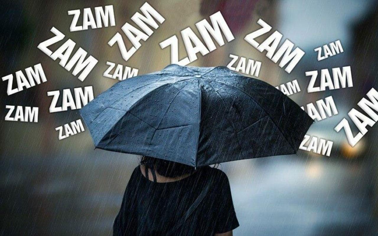 Zam yağmuru devam: Doğalgazın ardından LPG'ye de