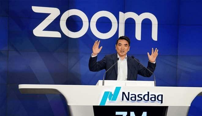 Zoom salgında yatırımcısını uçurdu